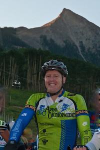 Dr Rhett Griggs of Alpine Orthopedics