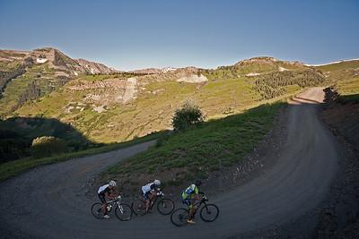 Scheefer - Brenneman - Armstrong -- lap 1