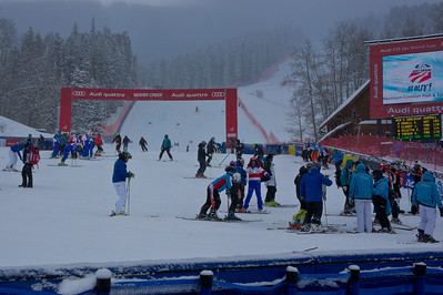 Teams prepping for the GS