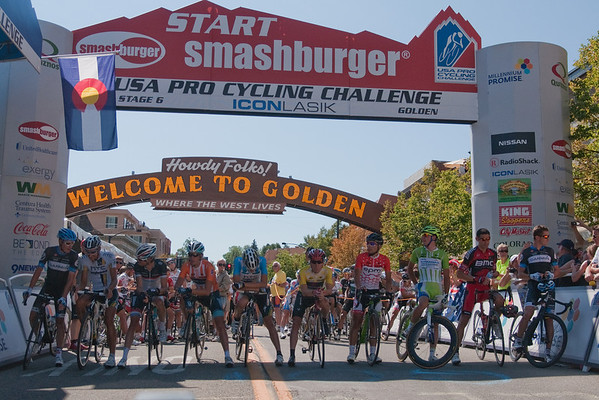 US Pro Cycling Challenge Stage 6