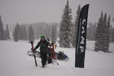 CS Irwin Cosmic Skimo Race