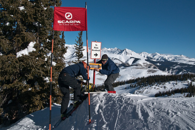 C.A.M.P. Crested Butte Cosmic