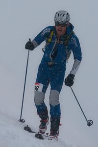 San Juan Cosmic Skimo race photos