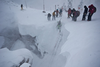 US Skimountaineering Nationals - Jackson Hole - Grand Targhee