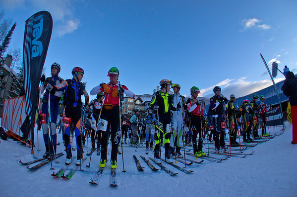 Winter Teva Mountain Games 2012