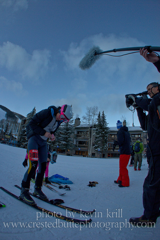 Winter Teva Mountain Games - COSMIC