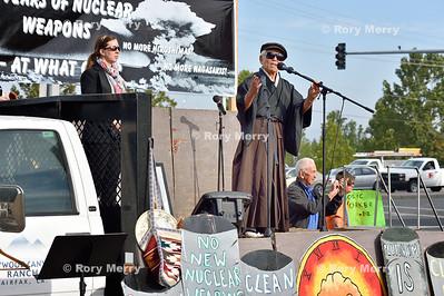Livermore Nukes Protest 2015