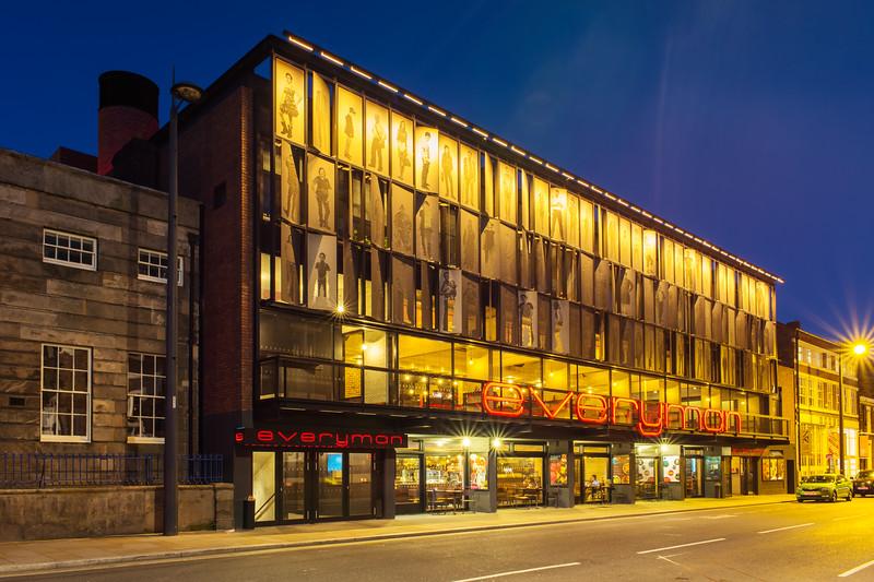 Everyman Theatre, Hope Street, Liverpool