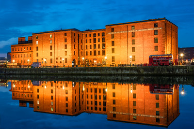 Merseyside Maritime Museum, Royal Albert Dock, Liverpool
