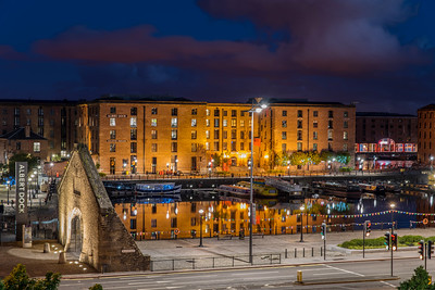 Wapping and Albert Dock, Liverpool