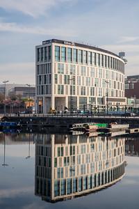 Hilton Hotel, Thomas Steers Way, Liverpool