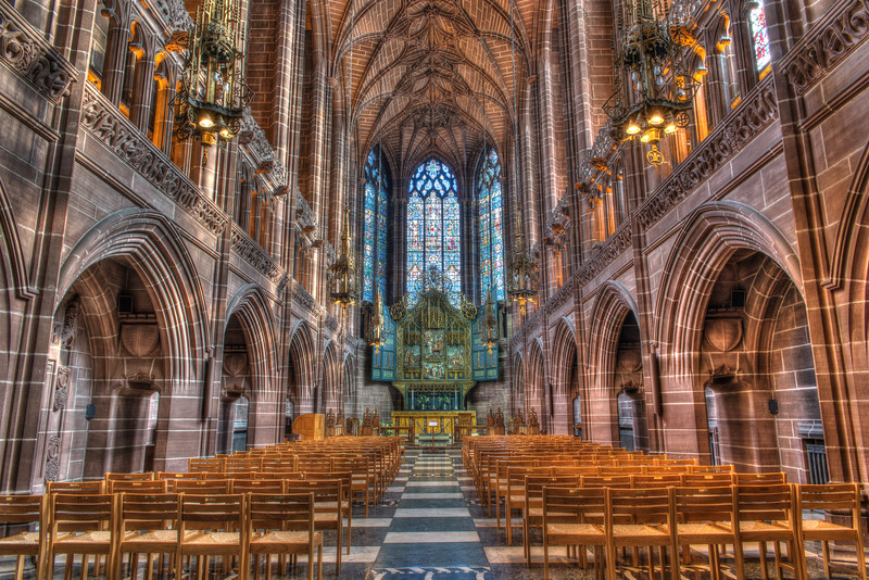 Lady Chapel, Anglican Cathedral, Liverpool