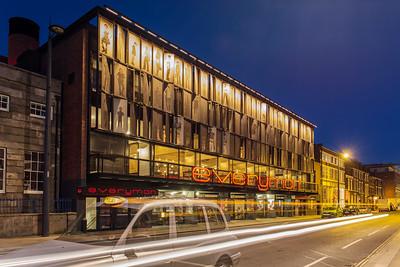 The New Everyman Theatre, Hope Street, Liverpool