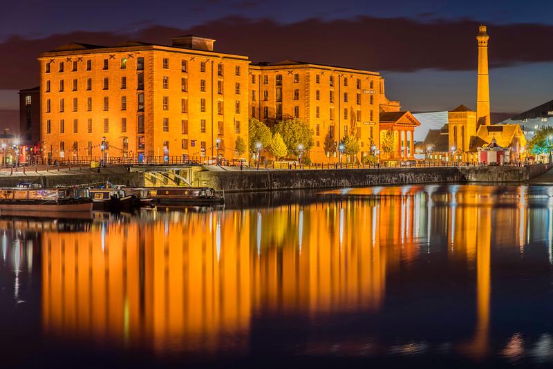 Salthouse Dock, Liverpool