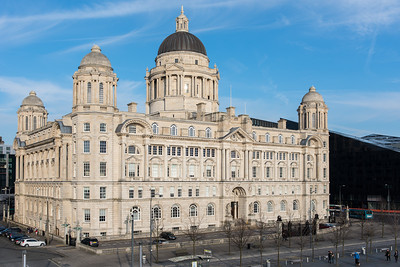 Port of Liverpool Building, Pier Head, Liverpool
