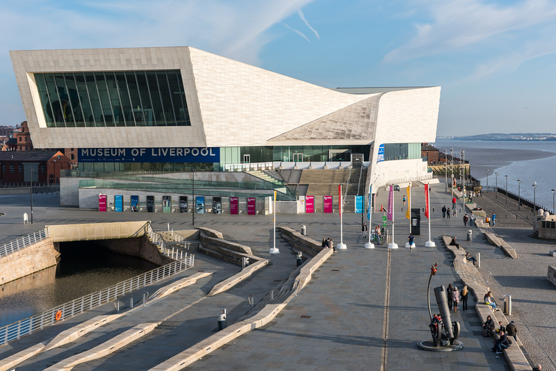 Museum of Liverpool, Pier Head, Liverpool