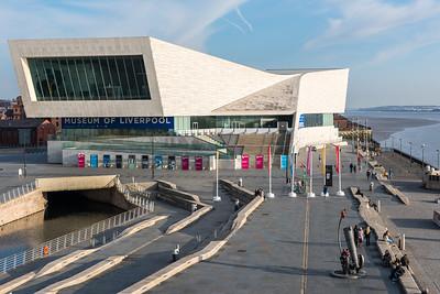 Museum of Liverpool, Pier Head, Liverpool