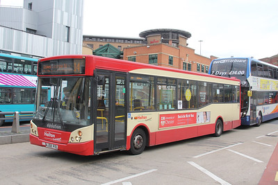 Halton Transport 7 Queen Square Liverpool Sep 17