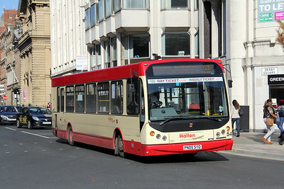 Halton Transport 54 Derby Square Liverpool Oct 11