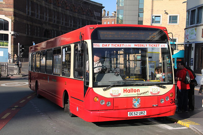 Halton Transport 34 Roe St Liverpool Oct 11