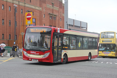 Halton Transport 63 St Georges Place Liverpool Sep 17