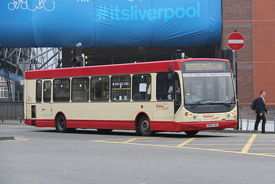 Halton Transport 40 St Georges Place Liverpool April 13