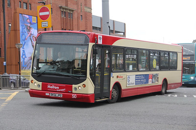 Halton Transport 50 St Georges Place Liverpool Sep 17