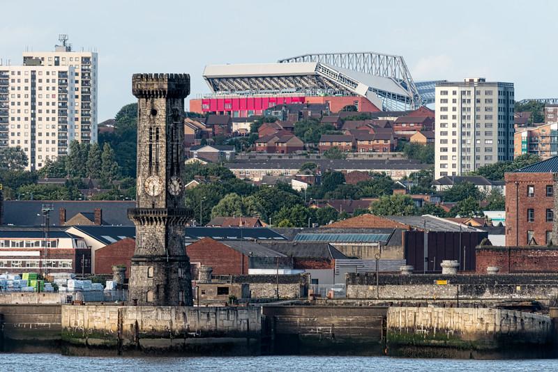 Liverpool FC Main Stand development, Anfield Stadium