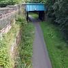 The Greenway and Victoria Road Bridge: Liverpool Road