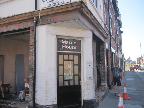 Mason House - Mason Street, CH1 4DR