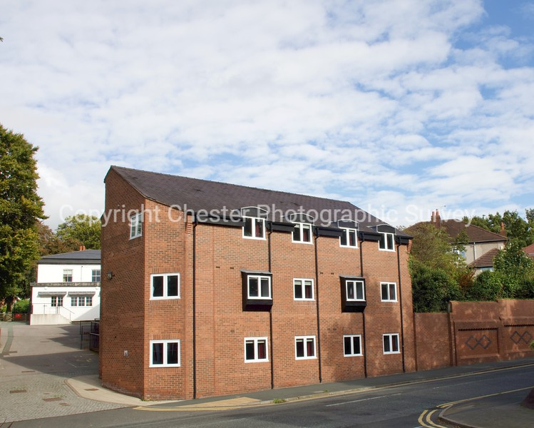 Hollybank: University of Chester: Parkgate Road