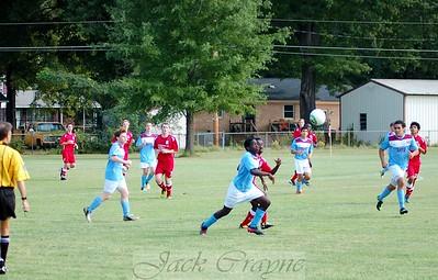 2013 09 14 U18 game