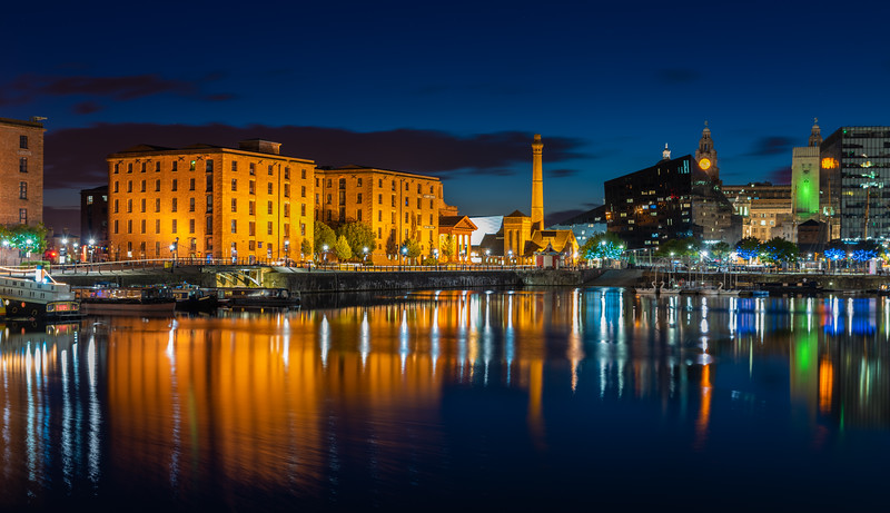 Salthouse Dock, Liverpool
