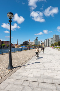 Strand Street and Salthouse Dock, Liverpool