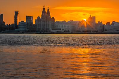 Liverpool Sunrise