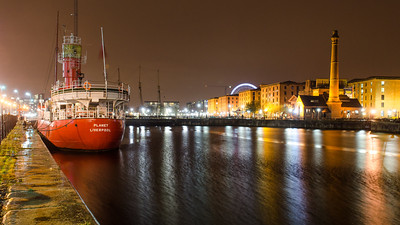 #Liverpool Docks and warehouses