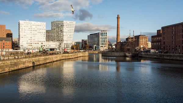 #Liverpool docks