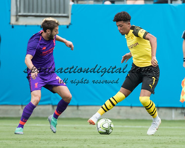 Jadon Sancho, Adam Lallana