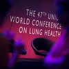 """""""Confronting Resistance: Fundamentals to Innovations"""", The 47th Union World Conference on Lung Health, Liverpool, United Kingdom. Photo shows: Plenary Session Day 2: Tobacco control. Panel Discussion. Photo©Marcus Rose/The Union"""