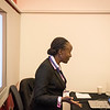The 47th Union World Conference on Lung Health, Liverpool, UK. Post-Graduate course on TB Prevention in Children.<br /> Photo shows speaker, Dr Anna Nakanwagi-Mukwaya, Director, The Union Uganda Office. <br /> Photo©Steve Forrest/The Union/Workers' Photos