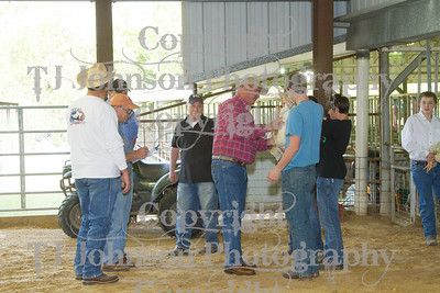 2013 Channelview FFA Broiler Show