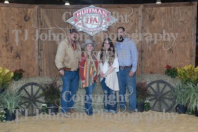 Huffman FFA Livestock Show