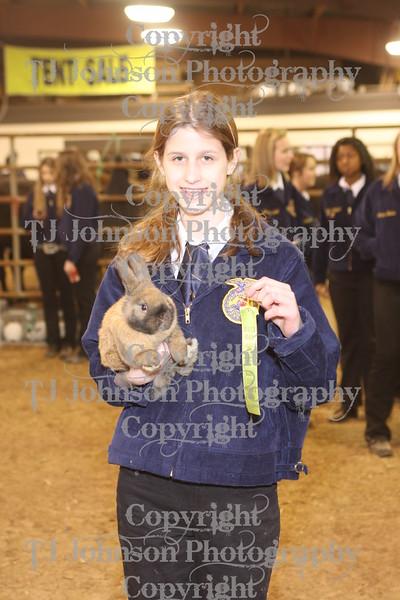 2010 KISD Breeding Rabbits