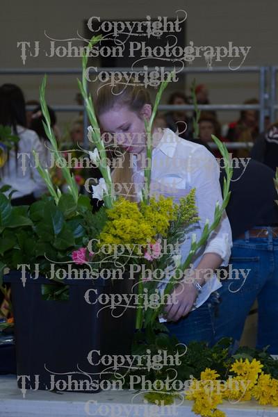 2014 KISD Livestock Show Floral Design