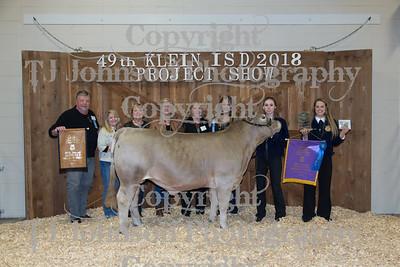 Klien ISD Livestock Show
