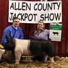 2013 Allen County - 4th Overall Barrow