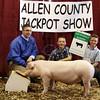 2013 Allen County - 5th Overall Barrow