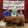 2013 Allen County - 3rd Overall Barrow