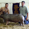 2013 IJSC Whitley County Memorial Classic - Reserve Grand Barrow