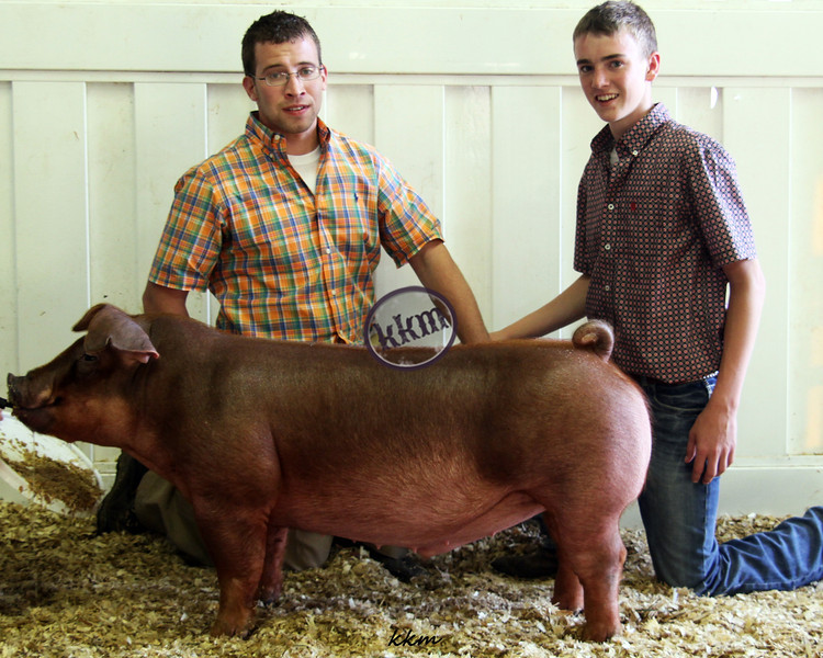 2013 IJSC Whitley County Memorial Classic - 3rd Overall Barrow